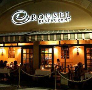 Carousel Restaurant, Glendale