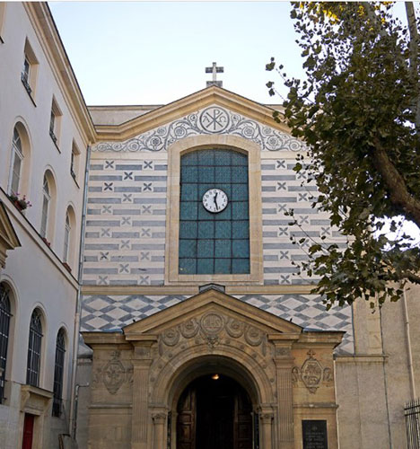 Cathédrale Sainte Croix des Arméniens