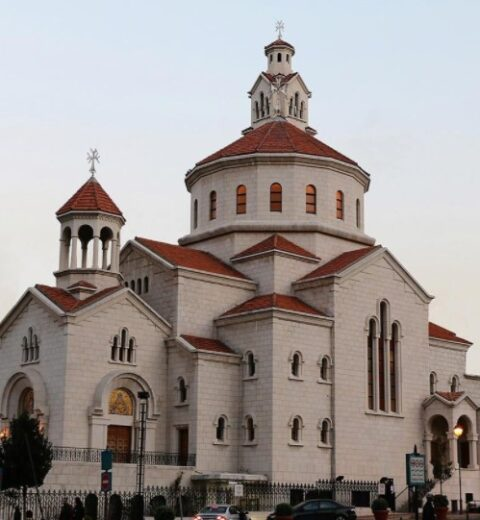 Cathedral of Saint Elias and Saint G