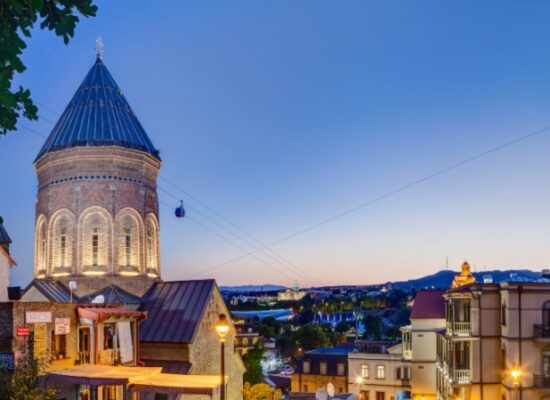 Cathedral of Saint George, Tbilisi
