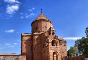 Cathedral of the Holly Cross Akdamar