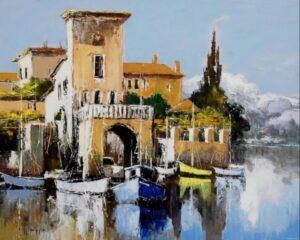 Beside the sea, Celestin Messaggio