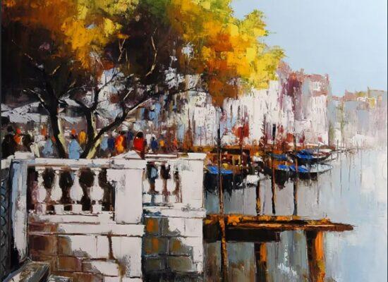 Peinture, Celestin Messaggio