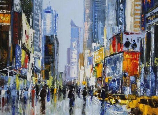 City Sky, Celestin Messaggio