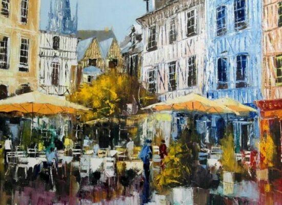 Cafe, Celestin Messaggio