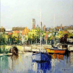 Boats, Celestin Messaggio