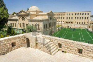 Church of the Holy Archangels or Deir Al-Zeitoun, Jerusalem, israel