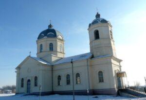 Church of the Holy Mother of God, Bolshiye Saly village, Myasnikovsky District, Rostov Oblast, Russia, 1867.