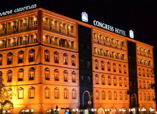Congress Hotel, Yerevan