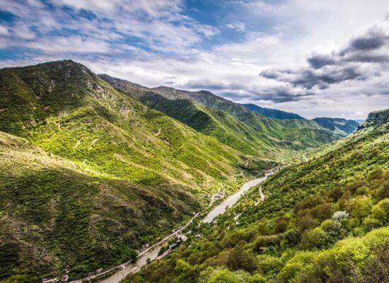 Debed River, 176 km, Lori Province