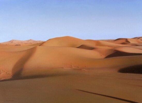 Desert, Ventrone