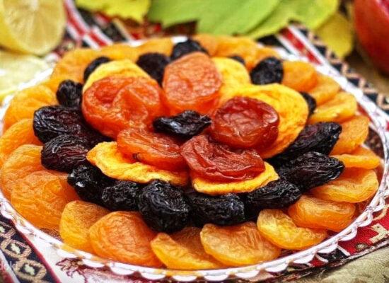 Dried Armenian Fruites