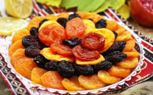 Armenian Dried Fruits.