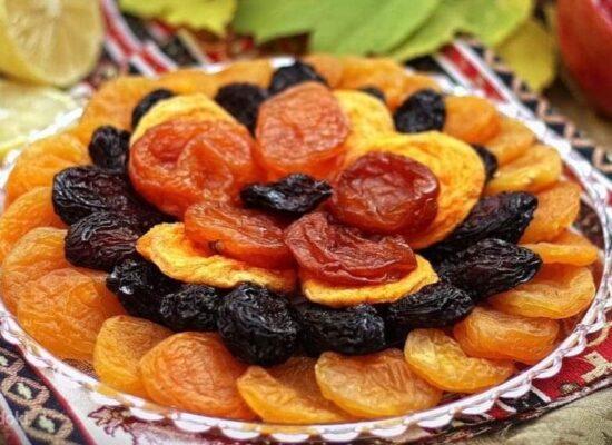 Dried Fruites