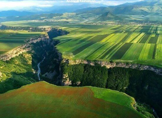 Dzoraget River, 67 km, Lori Province