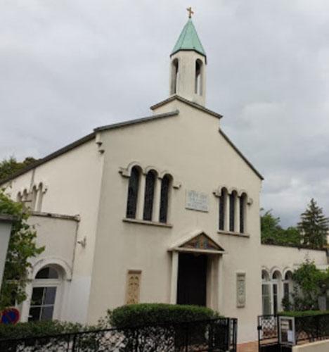 Eglise Arménienne Saint Grégoire L-Illuminateur, Chaville.