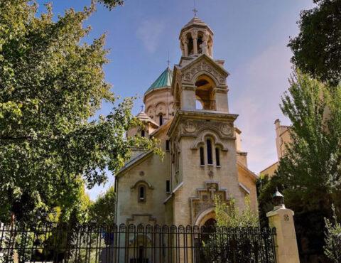 Eglise Armenienne Apostolique Saint Sahak et Saint Mesrob , Marseille