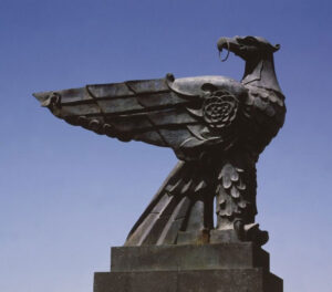 Eagle of Zvartnots,1955