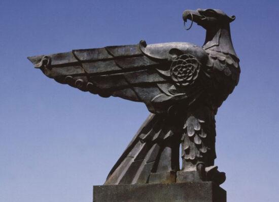 Eagle of Zvartnots,1955