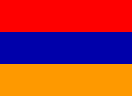 Flag of Armenia