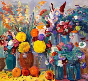 Flowers, Saryan