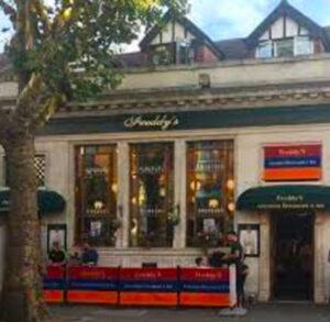Freddy's, London, UK