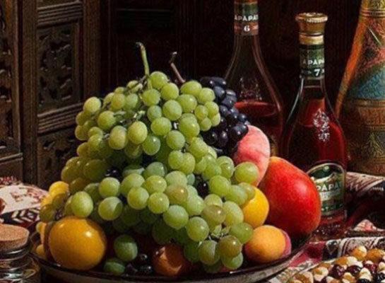 Fruits & Cognac