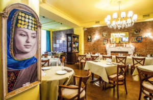 Gayane's Restaurants & Cafes, Moscow