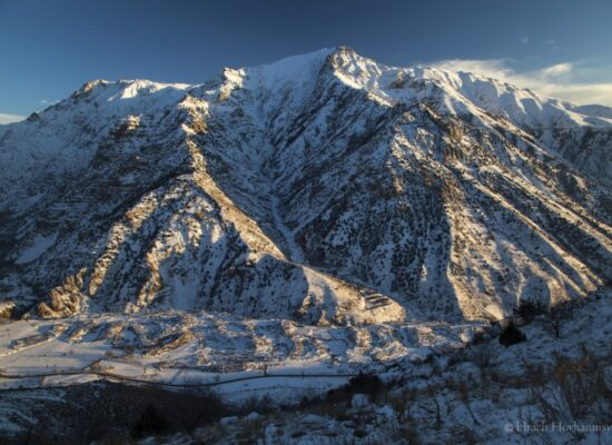 Mount Gaylasar, 2,605 m, Ararat Province