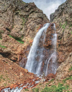Gegharot Waterfall, Aragatsotn Province
