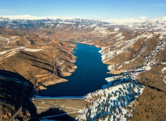 Herher Reservoir, Vayots Dzor Province