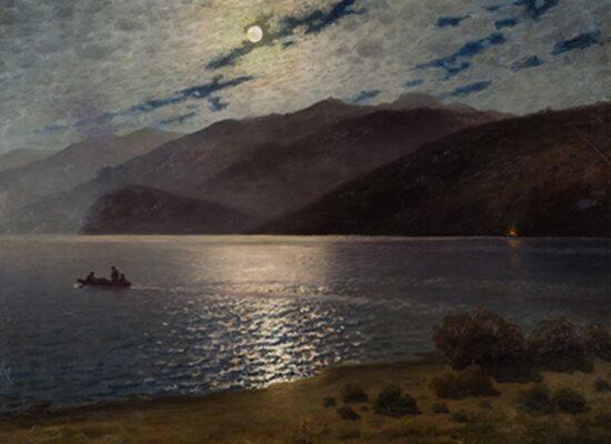 Lake Sevan, Gevorg Bashinjagian
