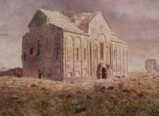 Ani, Cathedral, 1901, Gevorg Bashinjagyan