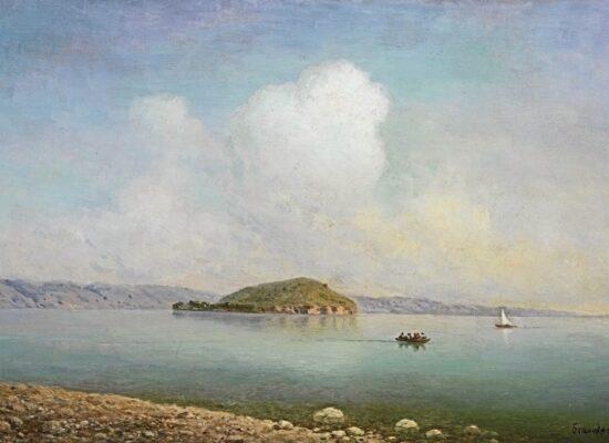 Gevorg Bashinjagyan Lake Sevan