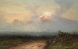 Gevorg Bashinjagyan The Road to Mount Ararat