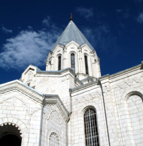 Ghazanchetsots Cathedral, 1868-1887.