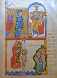 Gospel, 1336, Pitsak