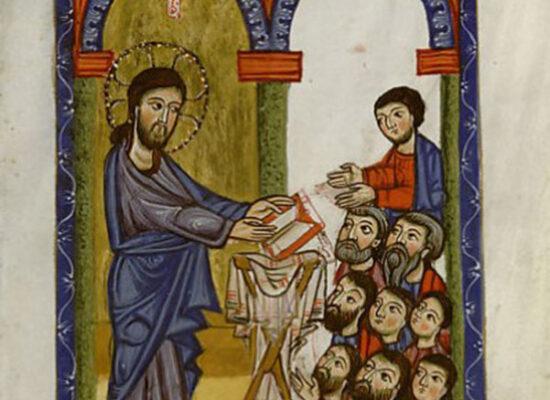 Gospel Book,1300-1307,Taronatsi