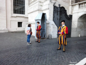 Papal Swiss Guards