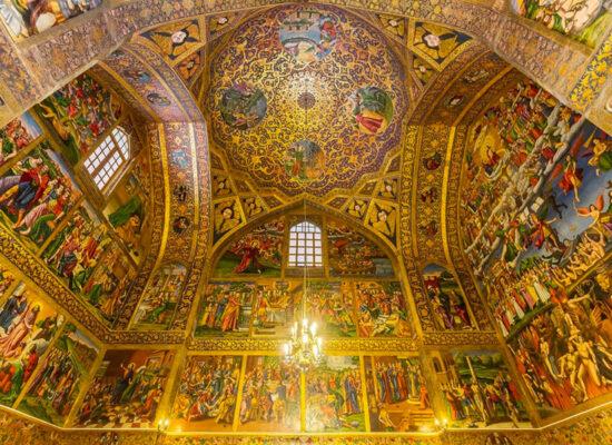 Holy Savior Cathedral, isfahan, Iran