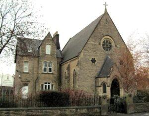 Holy Trinity Armenian Church, London, UK.