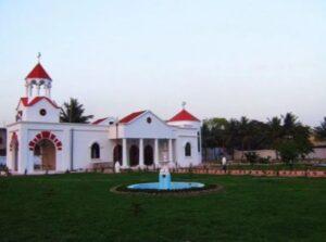 Holy Trinity Armenian Church Tangra, Calcutta (Kolkata)