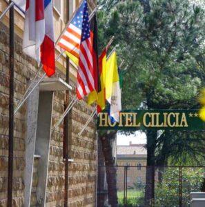 Hotel Cilicia, 7, Via Cilicia, RomeHotel Cilicia, Via Cilicia, Rome.