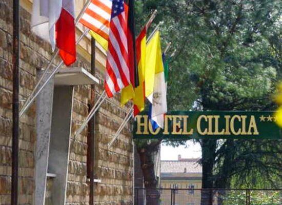 Hotel Cilicia, 7, Via Cilicia, RomeHotel Cilicia, Via Cilicia, Rome