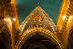 Interior,Isola San Lazzaro Degli Armeni,Venice