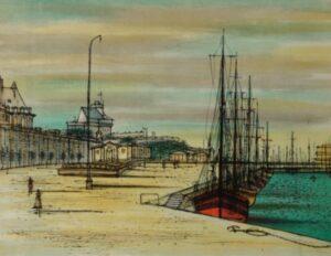 Saint Malo, 1959.