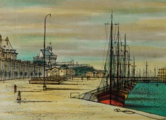Saint Malo, 1959