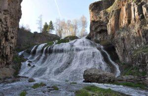 Jermuk Waterfall, 68 m, Vayots Dzor Province