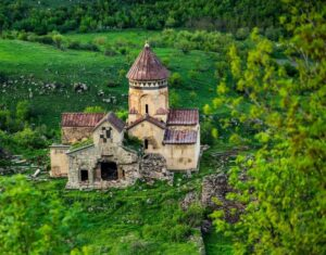 Khnevank Monastery, 7th-12th century