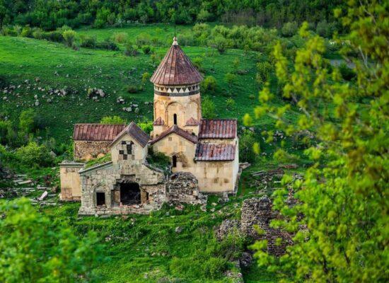 Khnevank Monastery, 7th-12th century